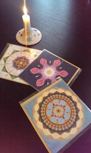 3 postkort vertikal