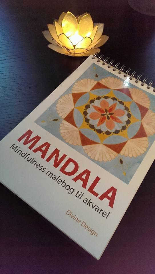 mindfulness malebog paint by
