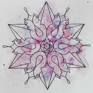 kvadrat med Yin